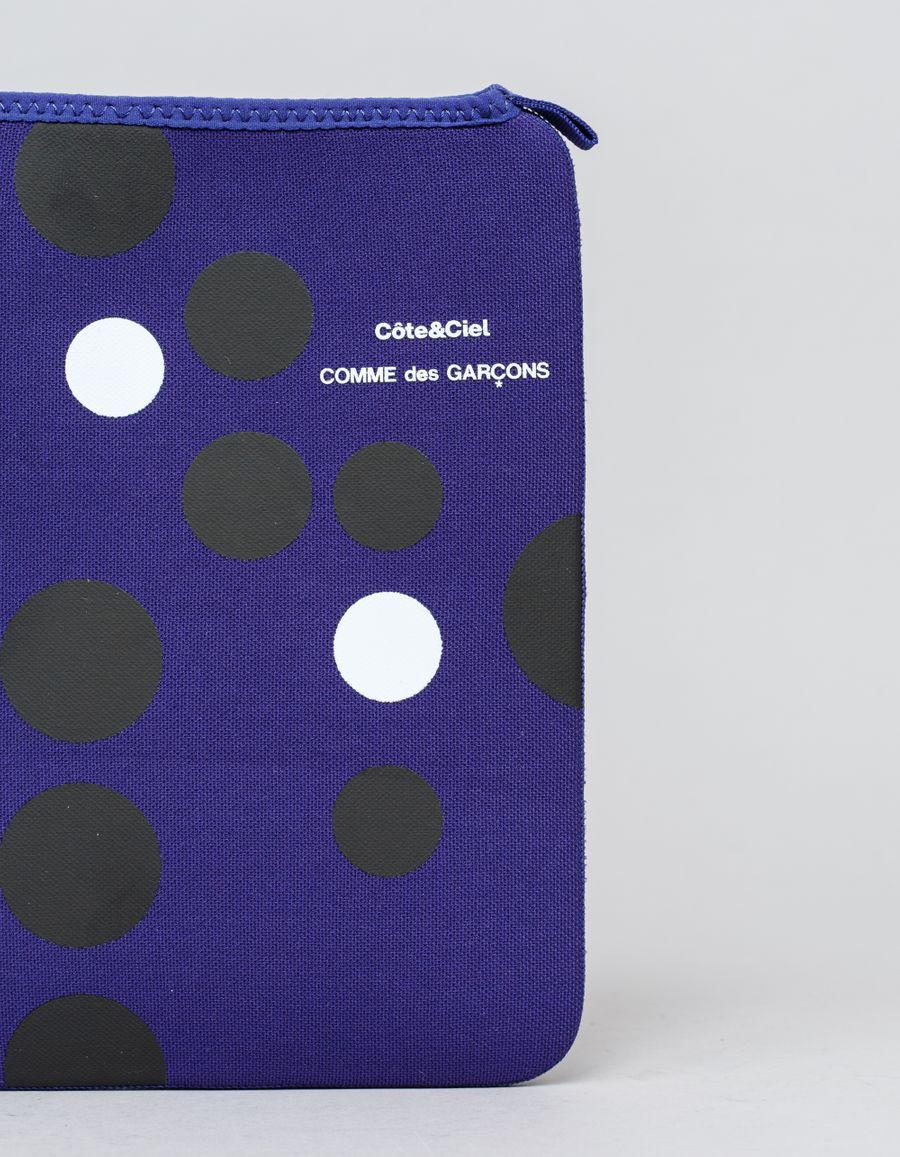 CeC Ipad Case Blue