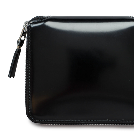 Full Zip Wallet -Mirror Inside