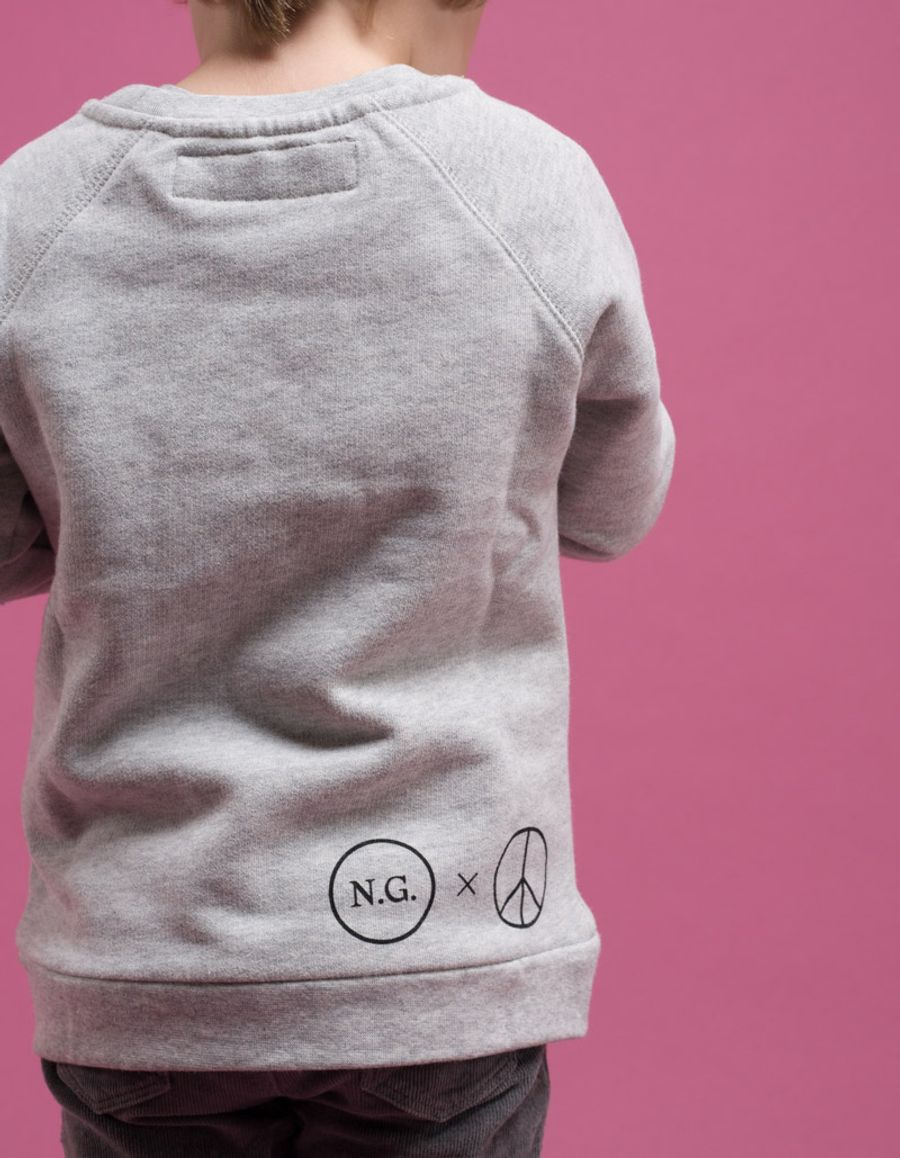 Print Sweatshirt Mini
