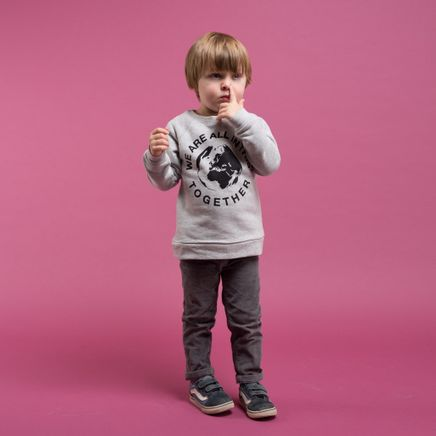 Print Sweatshirt Mini