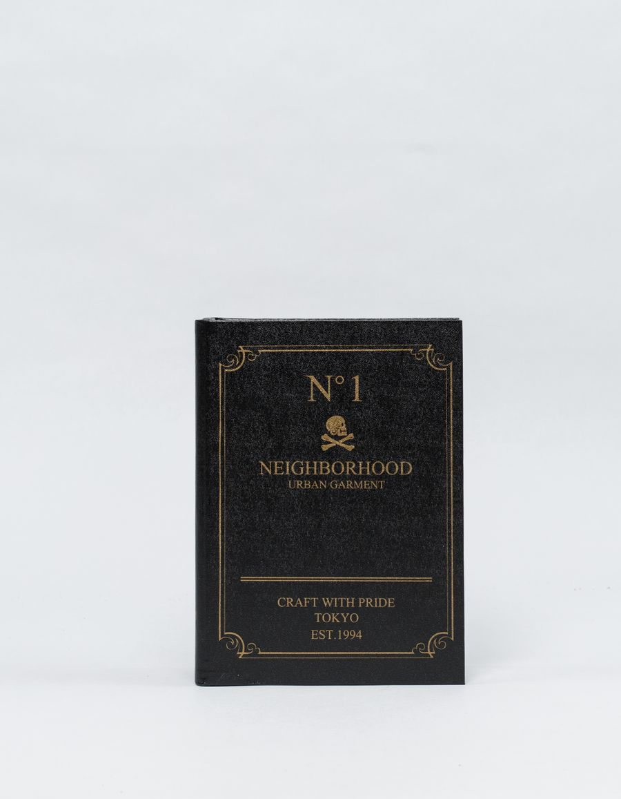 Neighborhood NO.1-L Book Box