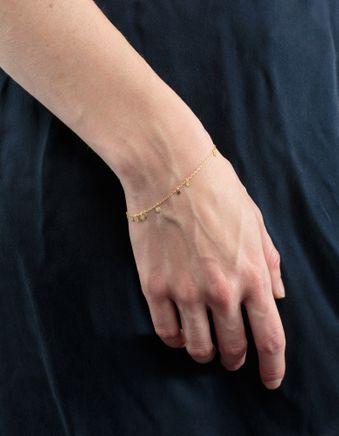 Random Dots Bracelet 18k