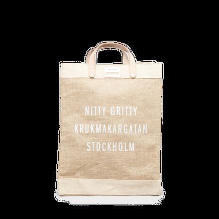 NG Jute Market Bag