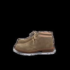 Astorflex Greenflex Suede Boot - Stone