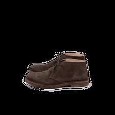 Astorflex Greenflex Suede Boot - Dk Chestnut