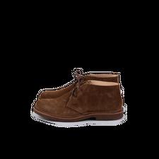 Astorflex Greenflex Suede Boot - Dark Khaki