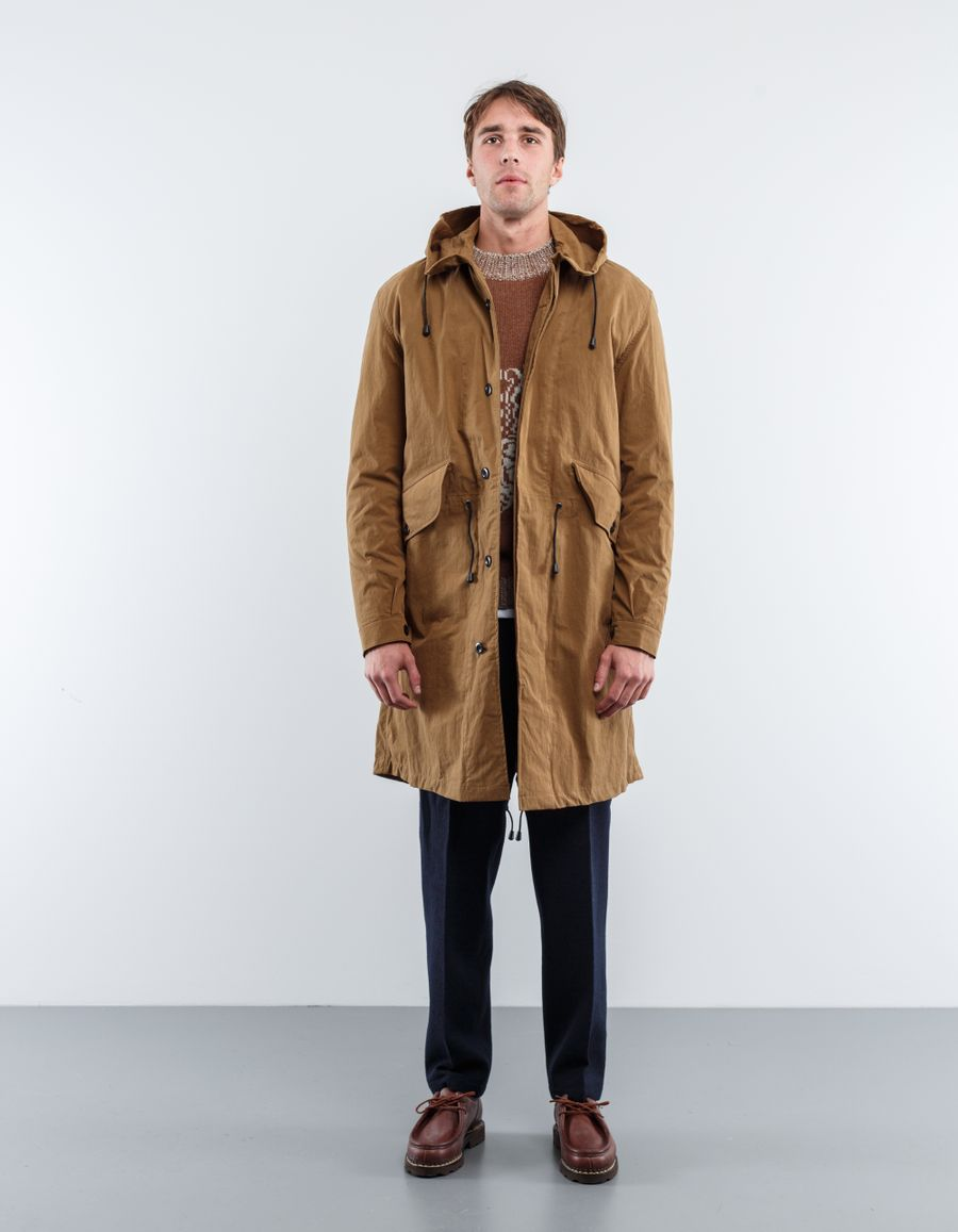 Margaret Howell MHL Fishtail Parka - Nitty Gritty Store