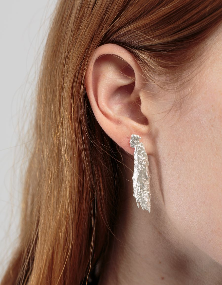 Icicled Earring Small