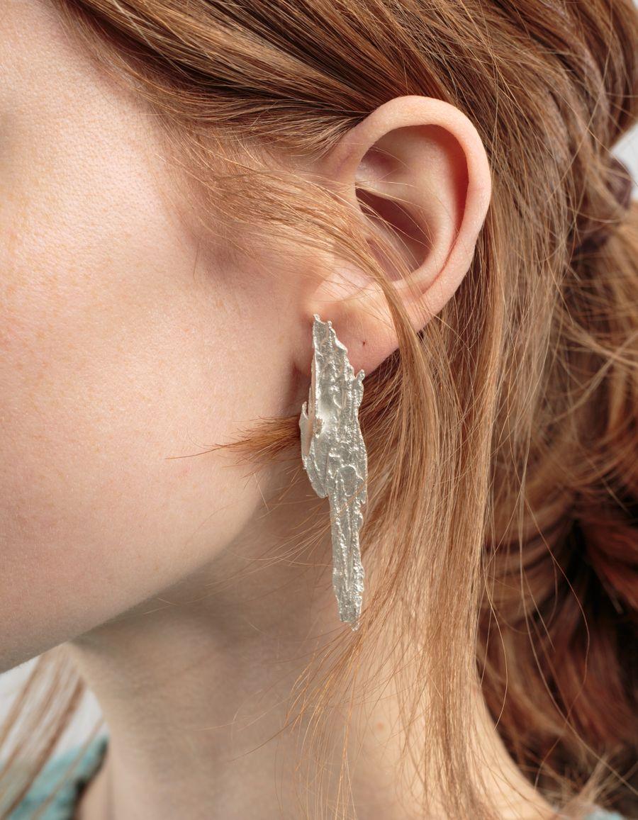 Holpp Icicled Earring Medium