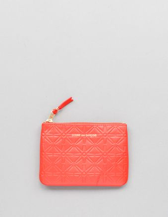 Rounded Zip Case - Stars