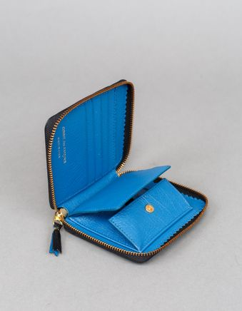 Full Zip Wallet -Colour Inside