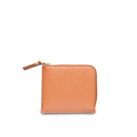 Half Zip Wallet -Colour Inside