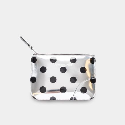 Rounded Zip Case -Opt Dot