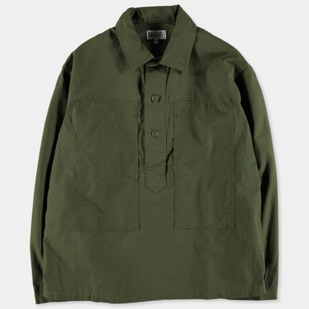 Workaday Ripstop Army Shirt Olive