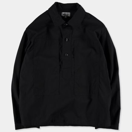 Workaday Ripstop Army Shirt Black