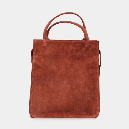 Best Bag Brick Suede