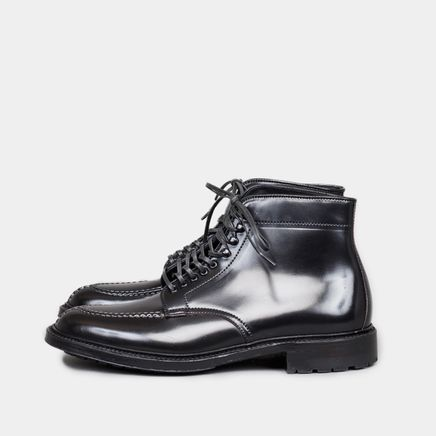 Cordovan Tanker Boot -Commando