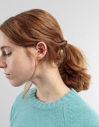 Cartilage Hugger Earring 18k