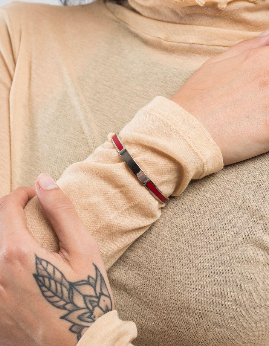Susan Szatmáry Argentine Bracelet Enamel