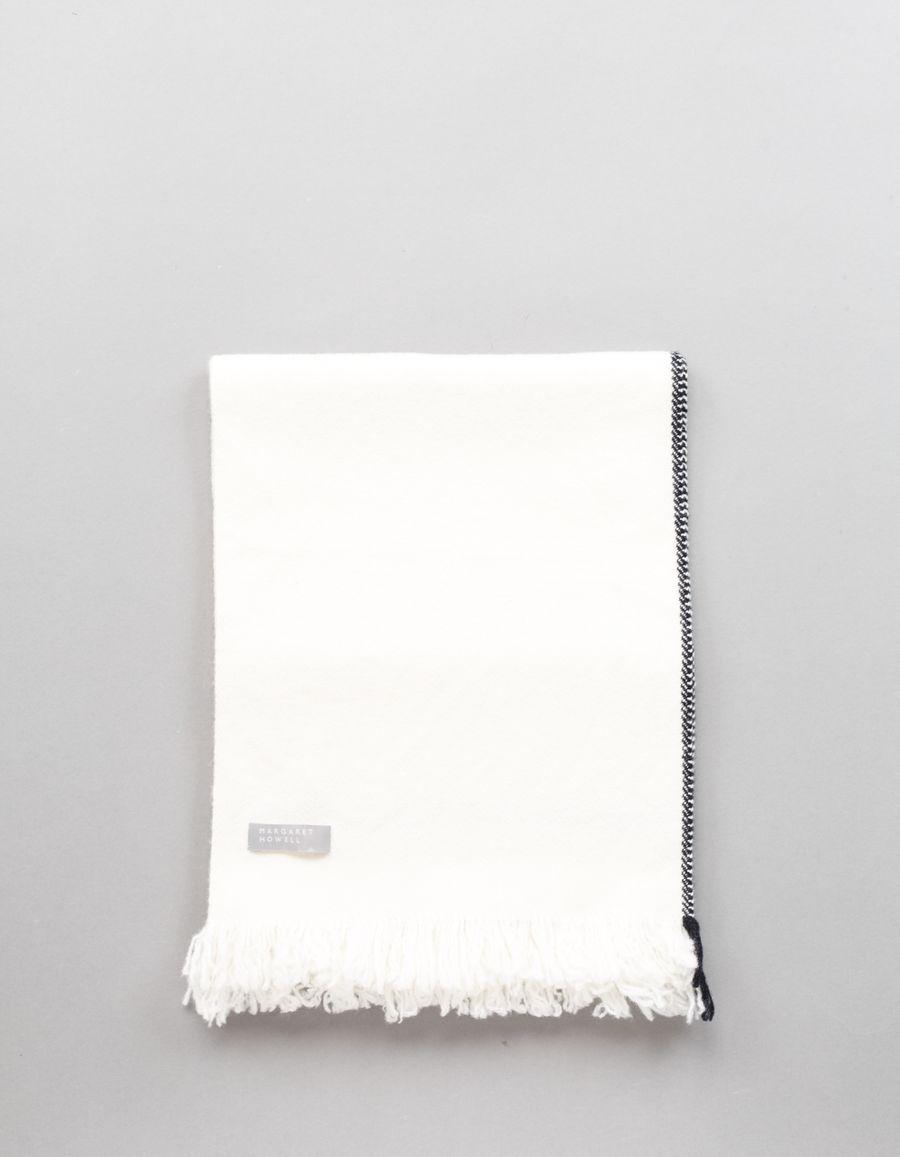 Margaret Howell Selvedge Wool Scarf