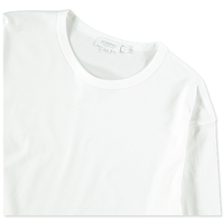 Egyptian Cotton C-Neck T-Shirt