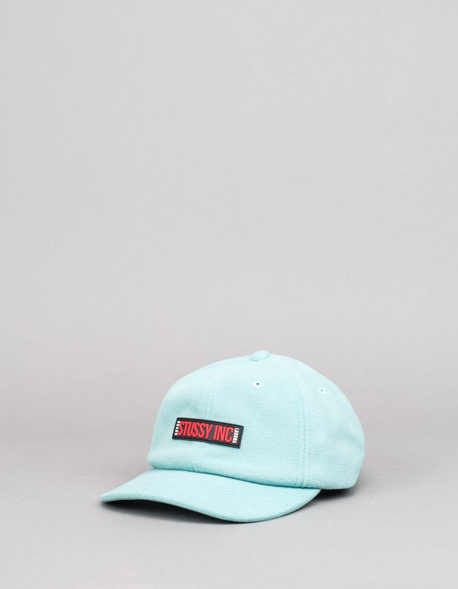 Stüssy Micro Fleece Strapback Hat