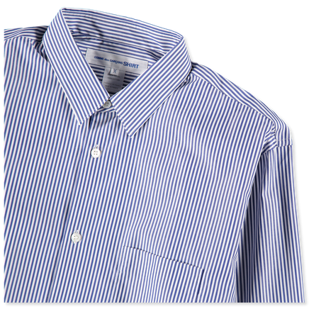 Narrow Classic Stripe Shirt