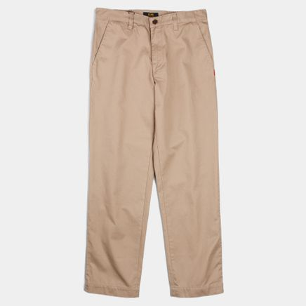 KHAKI / TROUSERS COTTON CHINO