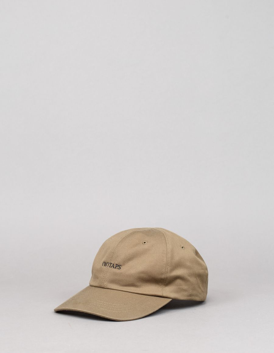 WTAPS T-6 02 / CAP COTTON CHINO