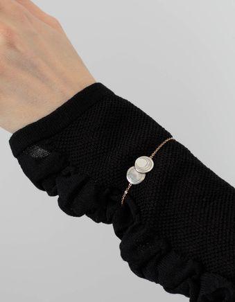 Astro Wheel Moon Bracelet