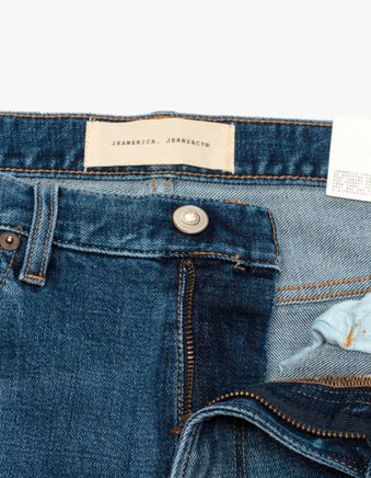 TM005 Tapered 5 Pocket Jeans