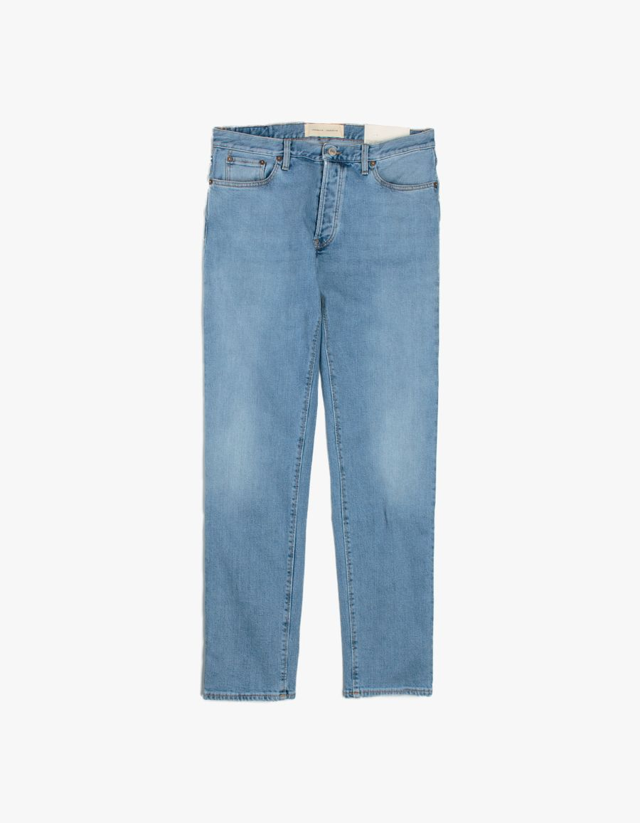 LM009 Loose 5 Pocket Jeans