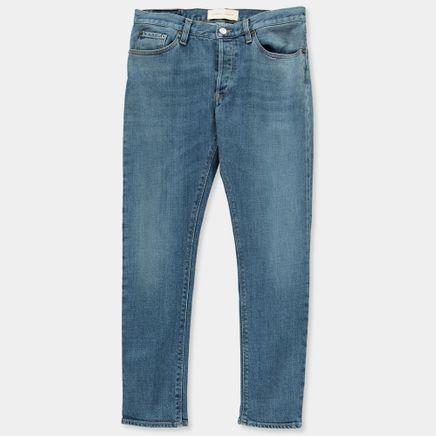 BW009 W' Boyfriend 5 Pocket Jeans Mid Vintage