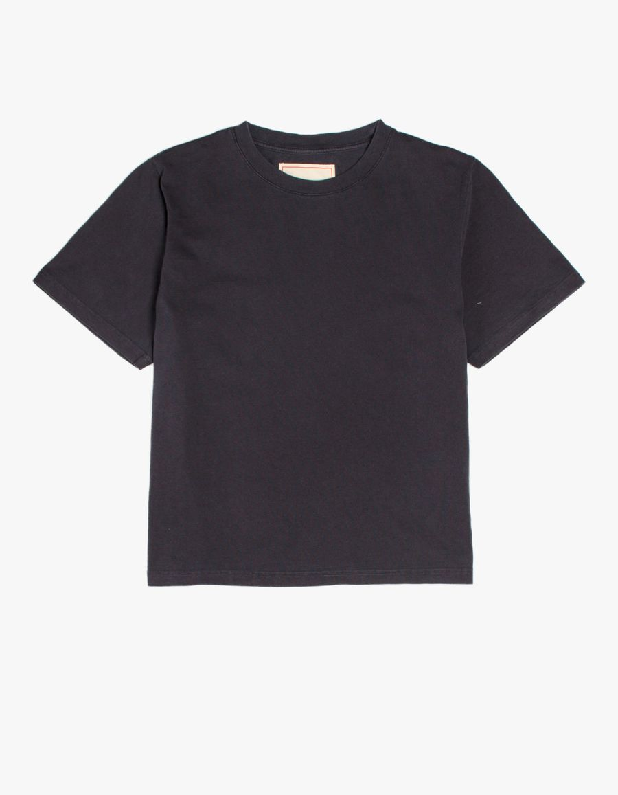 Jeanerica Luz 200 Heavy T-Shirt Black