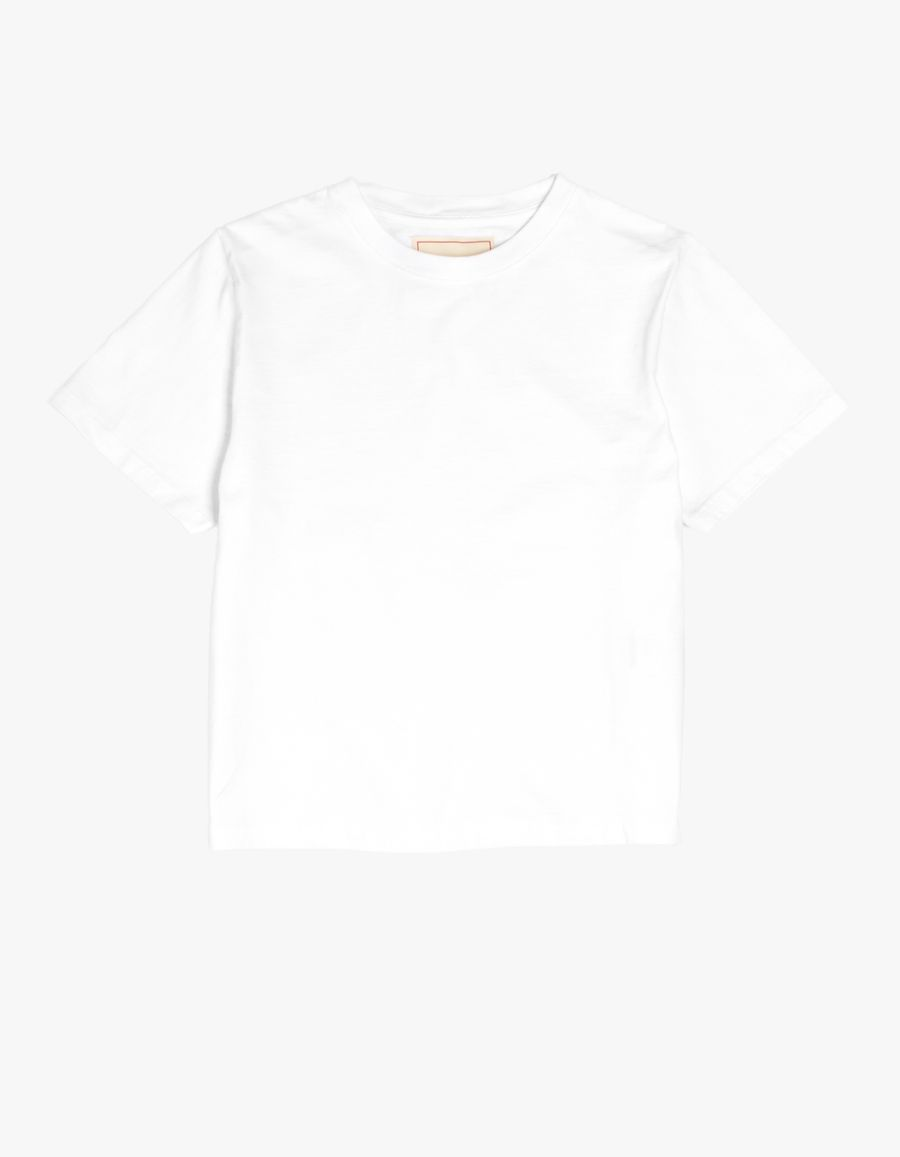 Jeanerica Luz 200 Heavy T-Shirt White