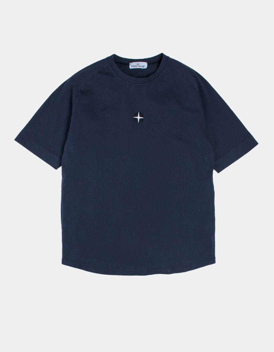 Stone Island 681520719 V0026 - Oversized T-Shirt Ink