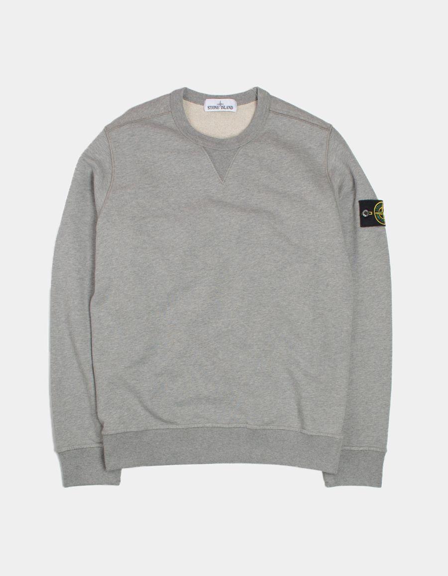 Stone Island 681562740 V1064 Classic Crew Neck Sweatshirt