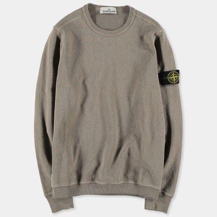 681565360 V0192 Garment Dyed Sweatshirt
