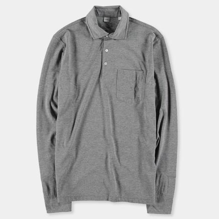 L/S Jersey Polo