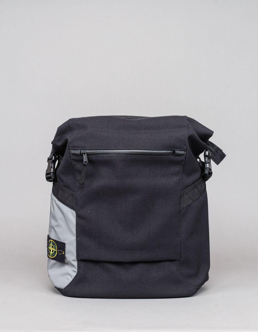 Stone Island Nylon Cordura Back Pack