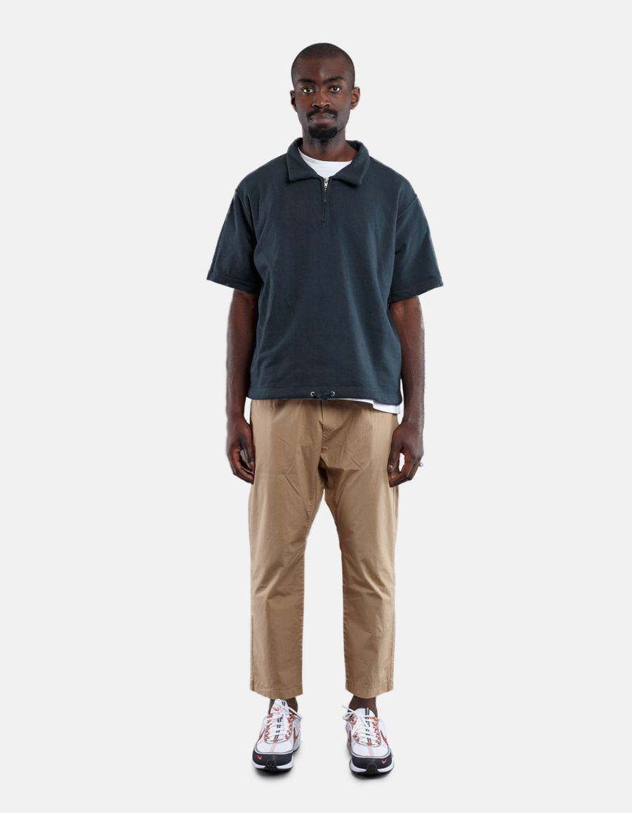 Nanamica French Terry HS Polo Sweat