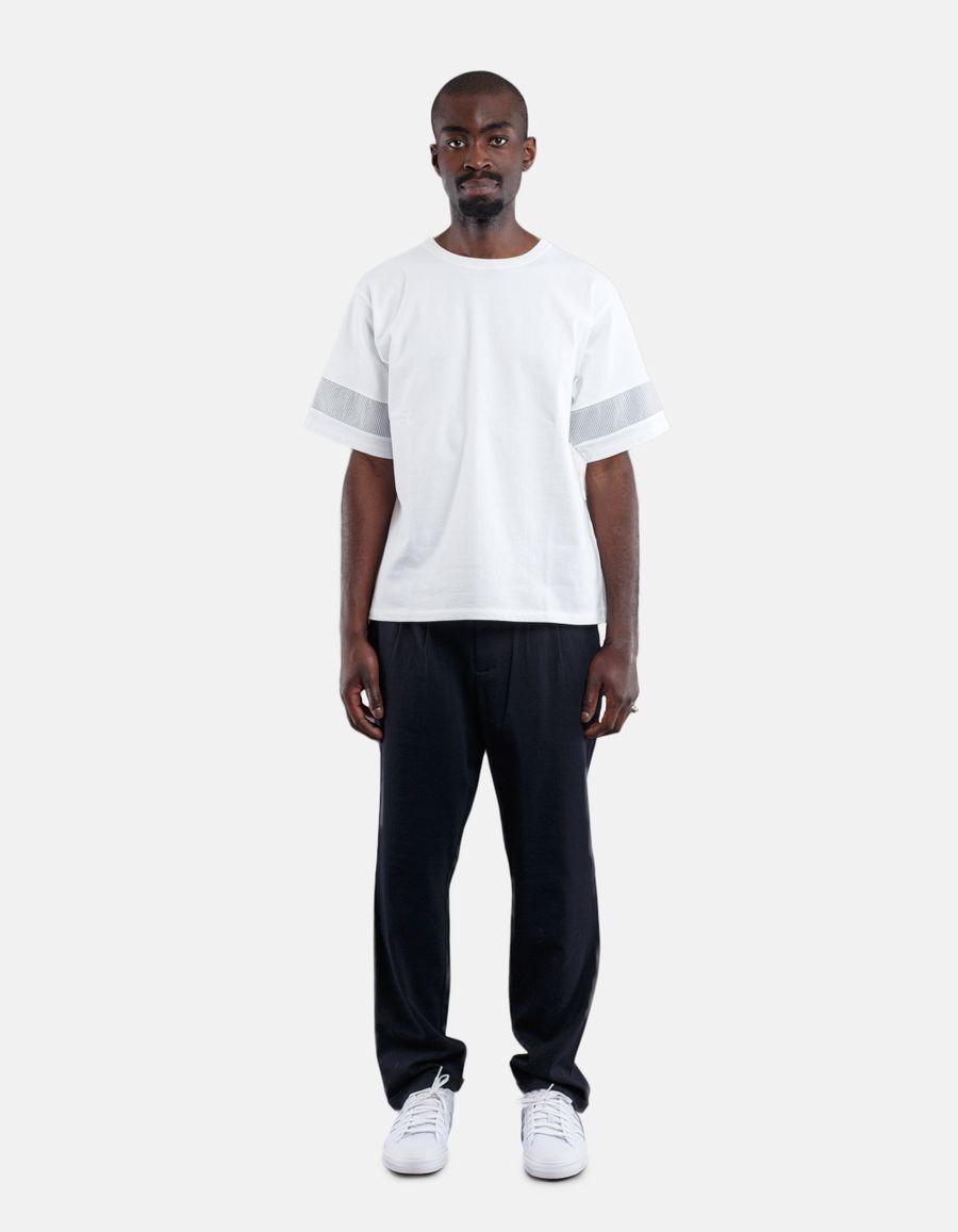 Nanamica COOLMAX® Jersey H/S CN Shirt