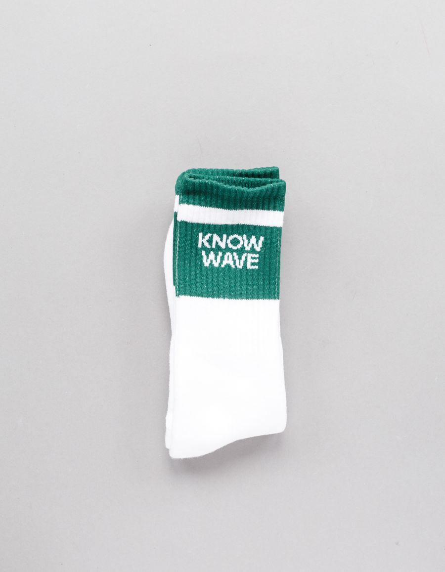 Know Wave Whats The Password Socks