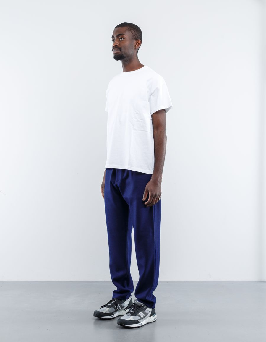 Harris Wharf London Lt Pressed Wool Jogging Pant