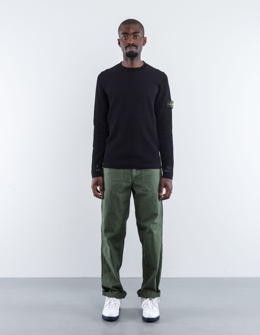 Stone Island 6815506A7 V0029 Knitted 3D Effect Jumper