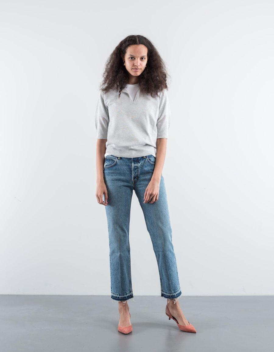Helmut Lang Straight Jean
