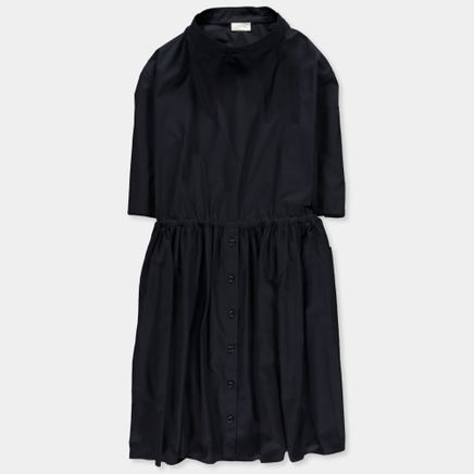 Vareuse Dress Midnight Blue