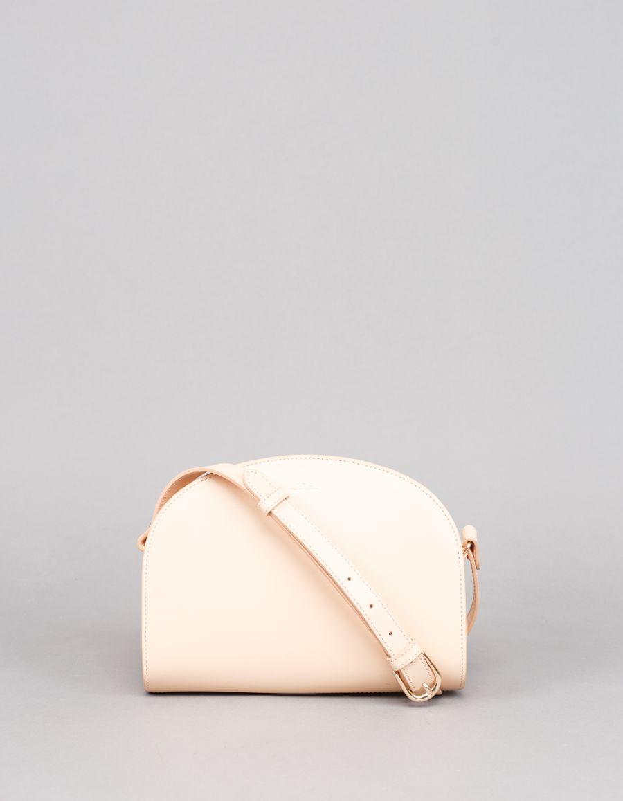 A.P.C. Demi-Lune Bag