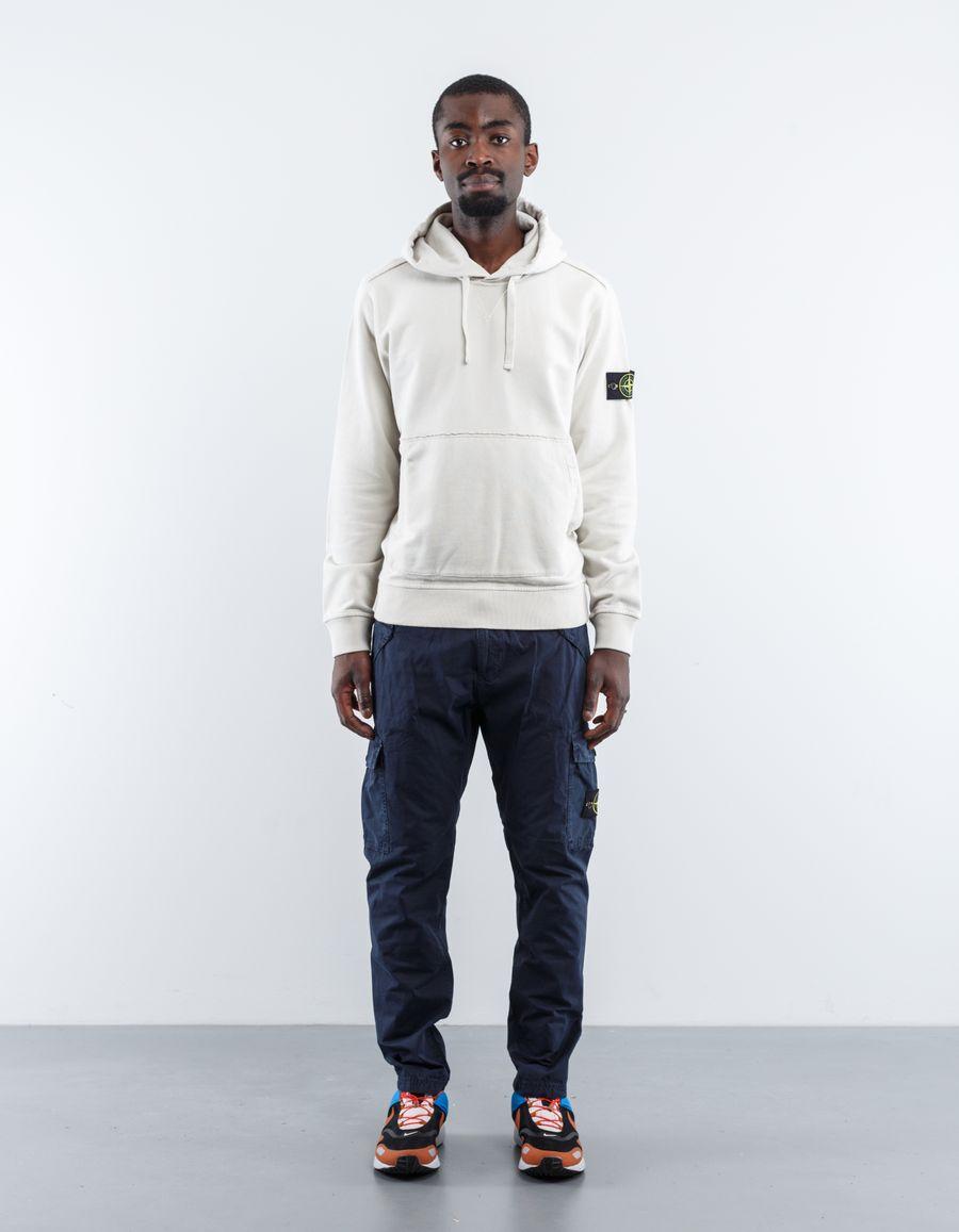 Stone Island Classic Hooded Sweatshirt