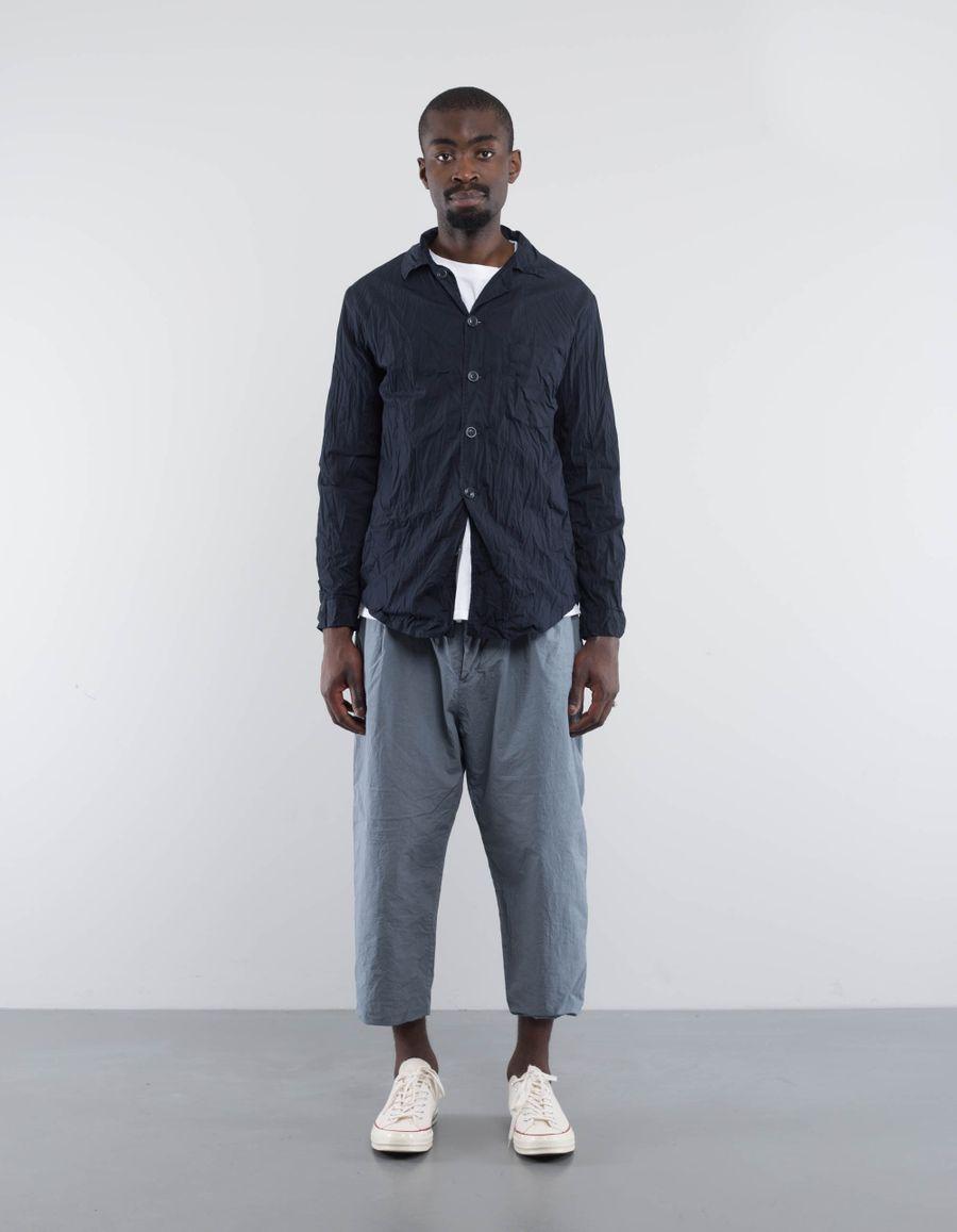 Casey Casey Lined Cotton Pyjama Shirt